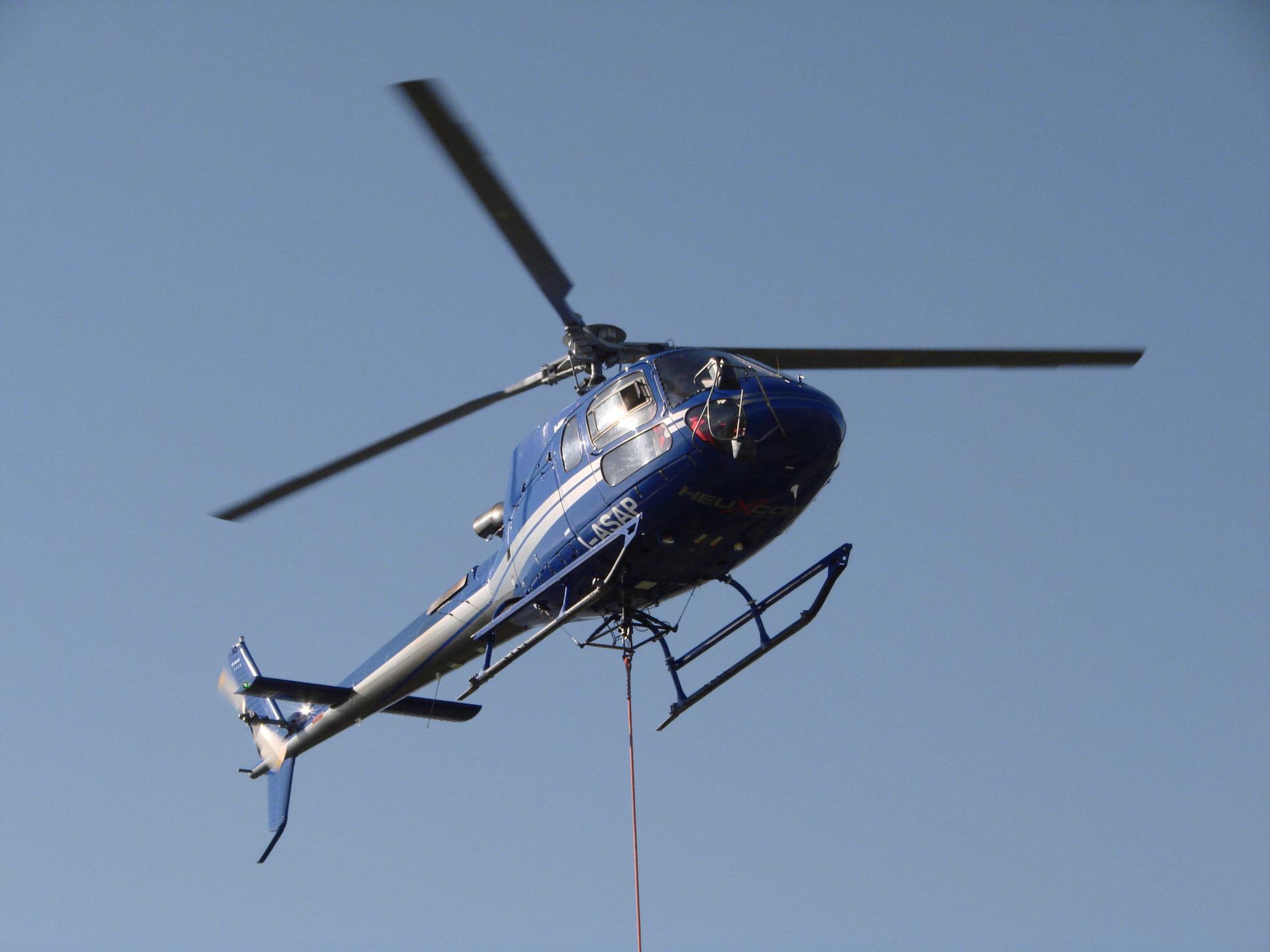 Noleggio elicotteri