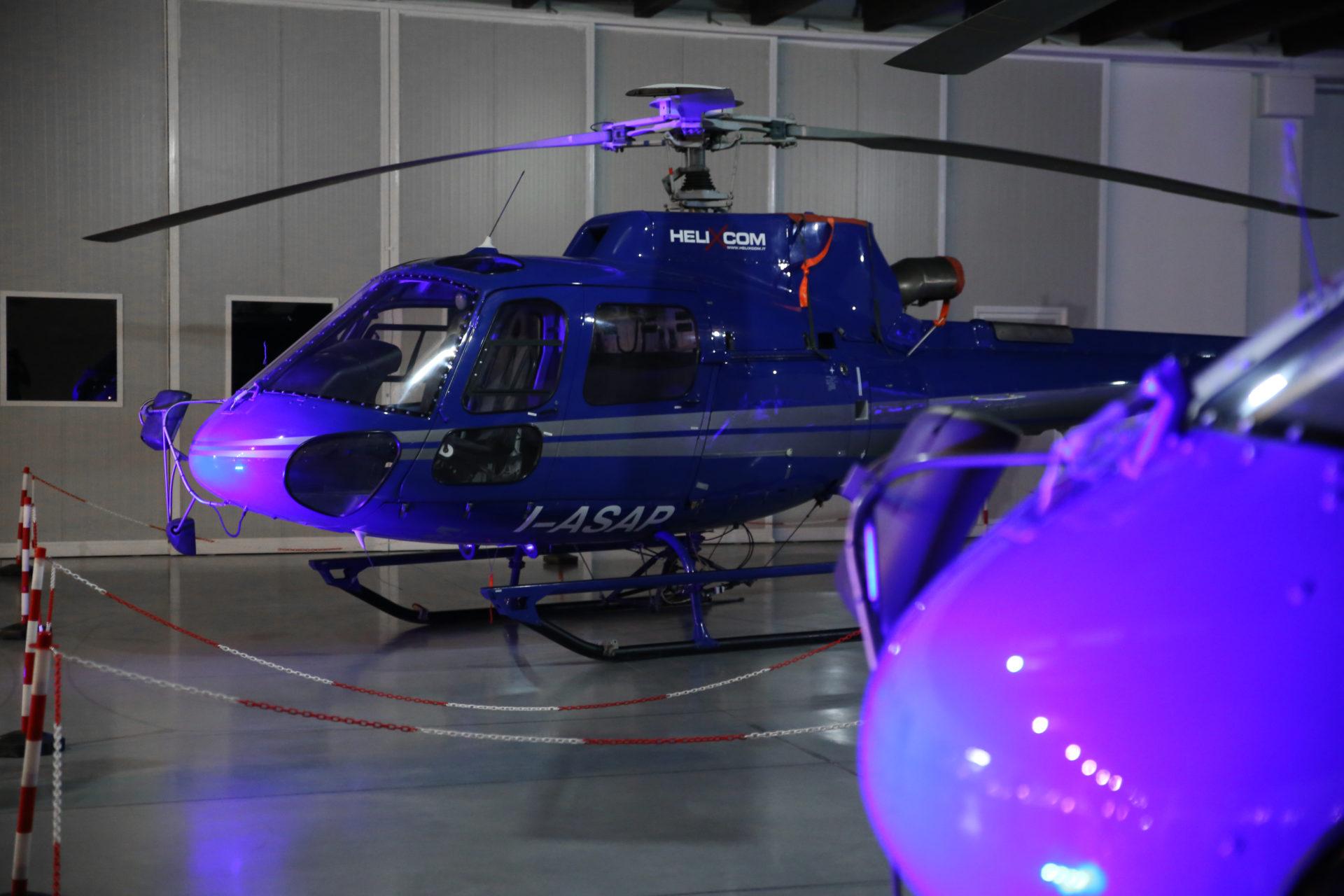 Elicotteri da trasporto per lavoro aereo