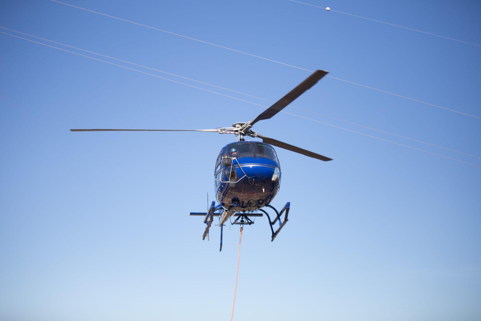 Elicottero trasporto merci noleggio